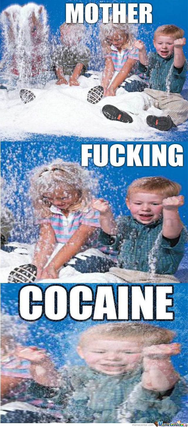 Motherfucking Cocaine