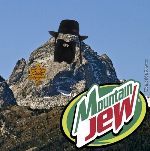 Mountain Jew!
