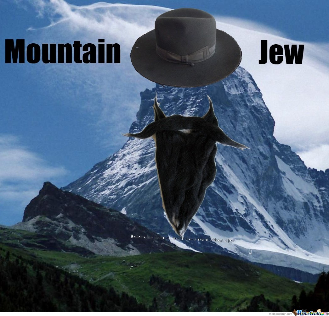 Mountain Jew