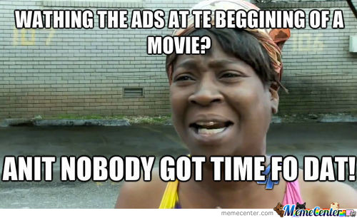 Movie Ads