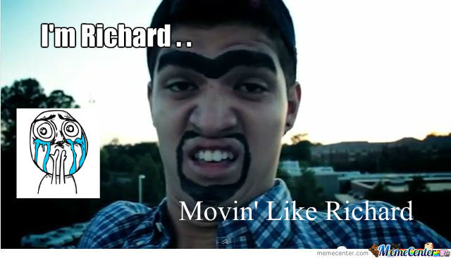 Movin' Like Richard