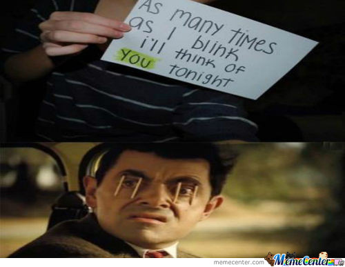 Mr Bean Never Loved You