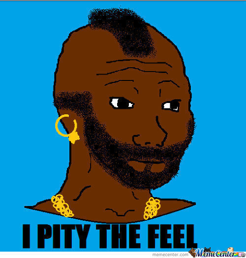 Mr. T Understands