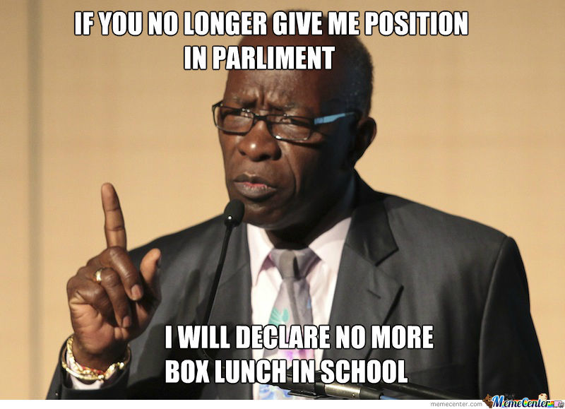 Mr. Warner - No More Box Lunch