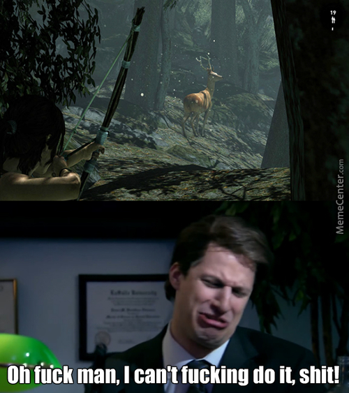 Mrw I Have To Hunt In Vidya