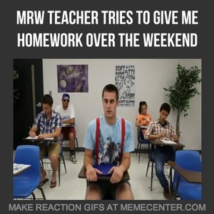 """Should More Schools Adopt a """"No Homework on Weekends"""" Policy?"""
