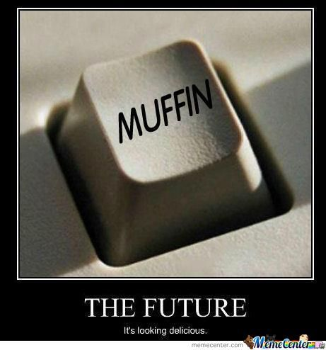 Muffin Button