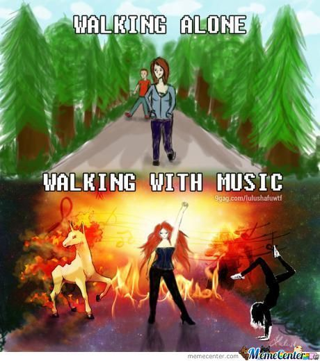 Music Makes Everything More Epic