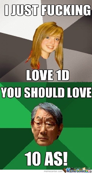 Musically Oblivious 8Th Grader Meets High Expectations Asian Father