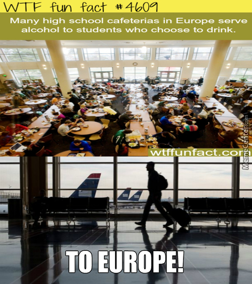Must Go To Europe