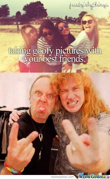 Mustaine And Lars