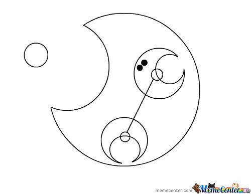 My Attempt At Gallifreyan...