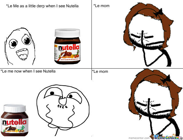 My Beloved Nutella <3
