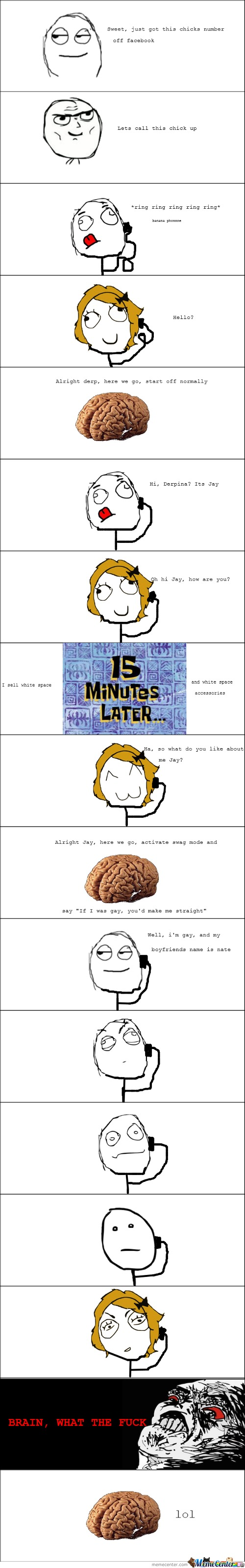 My Brain Is A B*tch