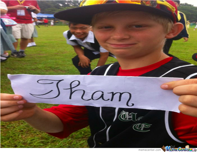 My Classmate Girl Ask The Uae Falcon Baseball Player To Take A Picture With Her Name Tag Then Suddenly Boom!