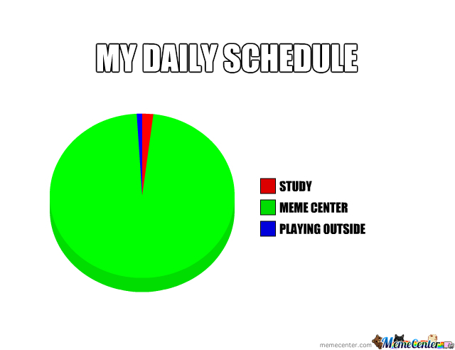 My Daily Schedule