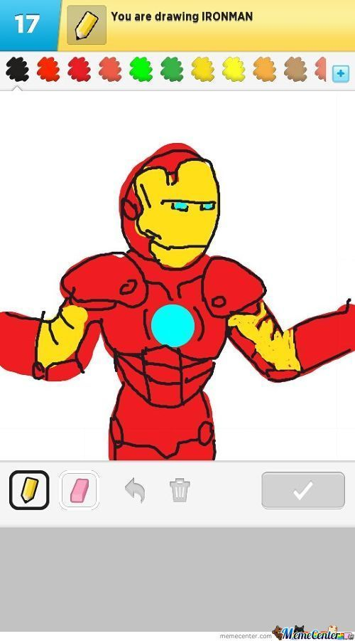 My Draw Something Art 4