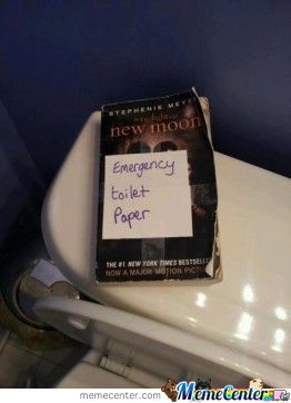 My Emergency Toilet Paper