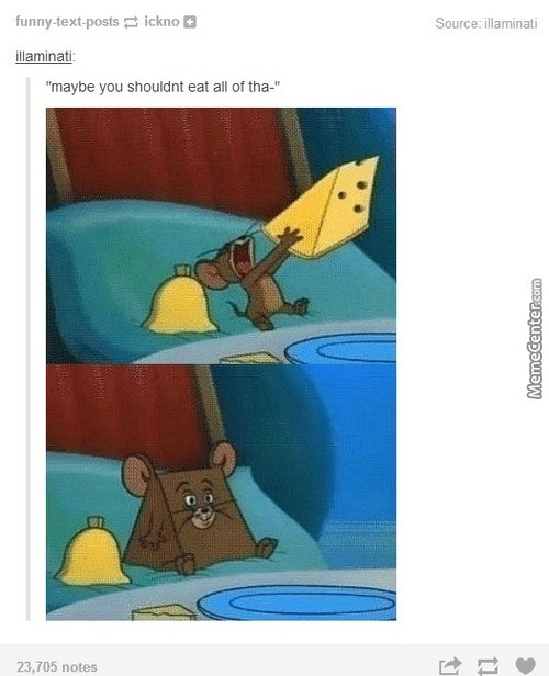 My Experiences With Food In A Nutshell
