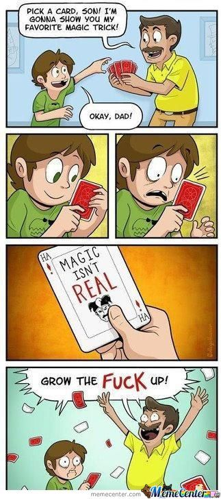 My Favorite Magic Trick