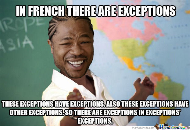 My French Teacher