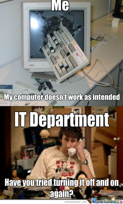 My It Department