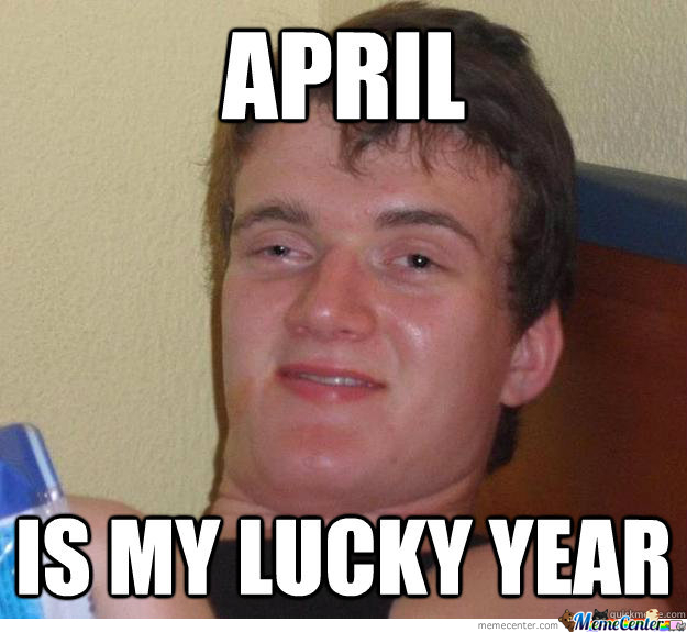My Lucky Year