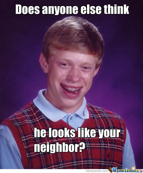 My Neighbor Cristian