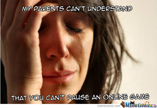 My Parents Can't Understand