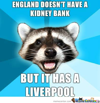 My Second Liverpool Pun