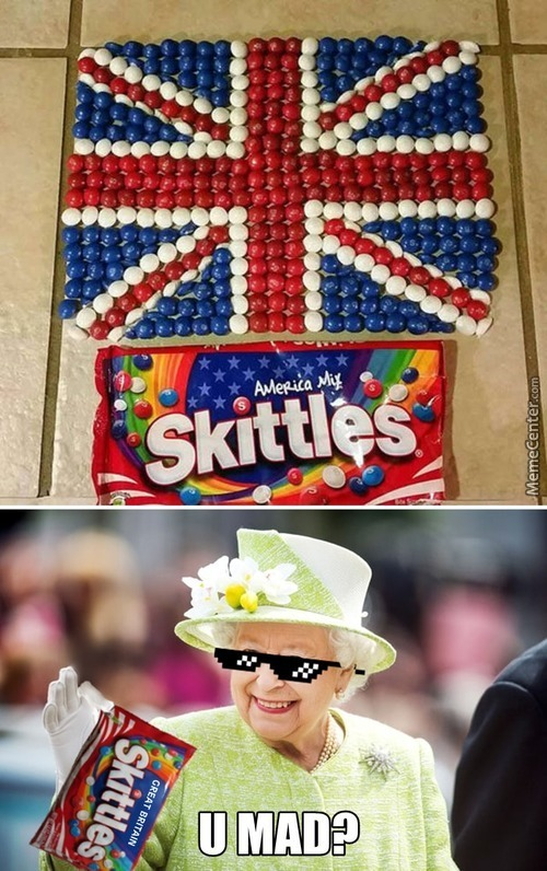 My Skittles - My Rules!