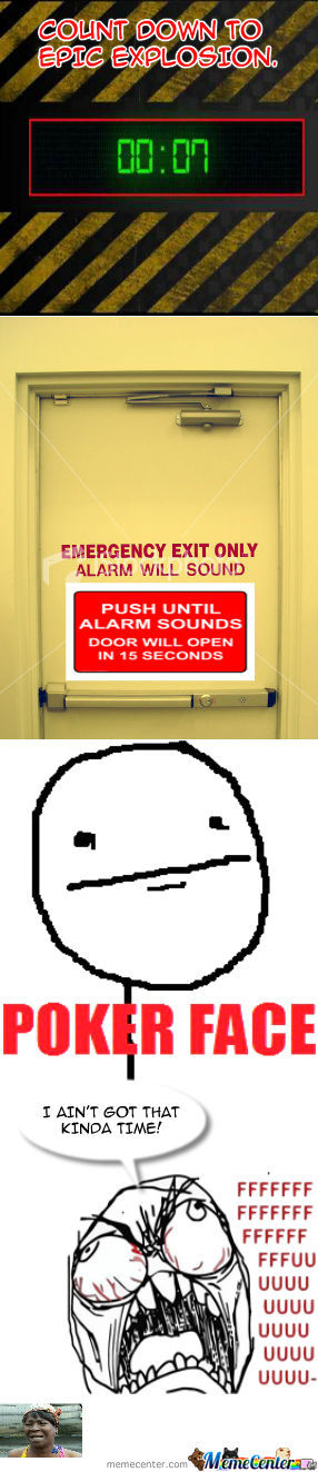 My Thoughts Whenevever I See One Of These Doors