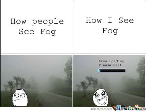 My View On Fog