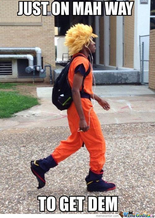 N!gga Don't Steal My Dragon Balls