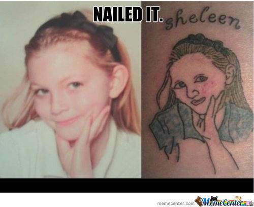 Nailed It.