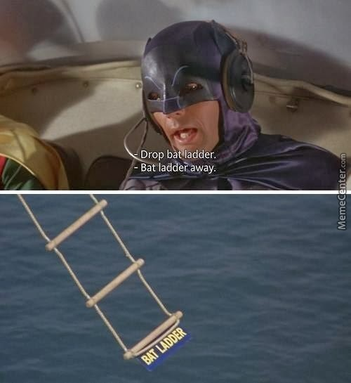 Nananananna Bat Ladder