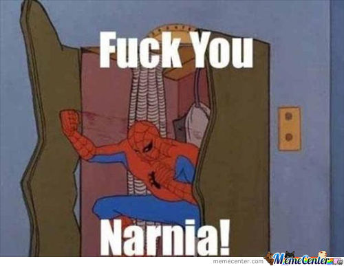 Narnia Nad Spiderman