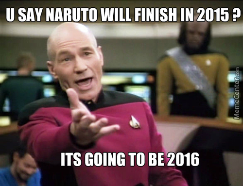 Naruto Finishing