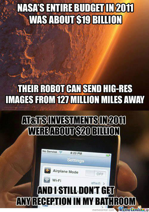 Nasa Vs Phone -___-