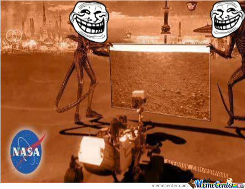 Nasa Was Trolled