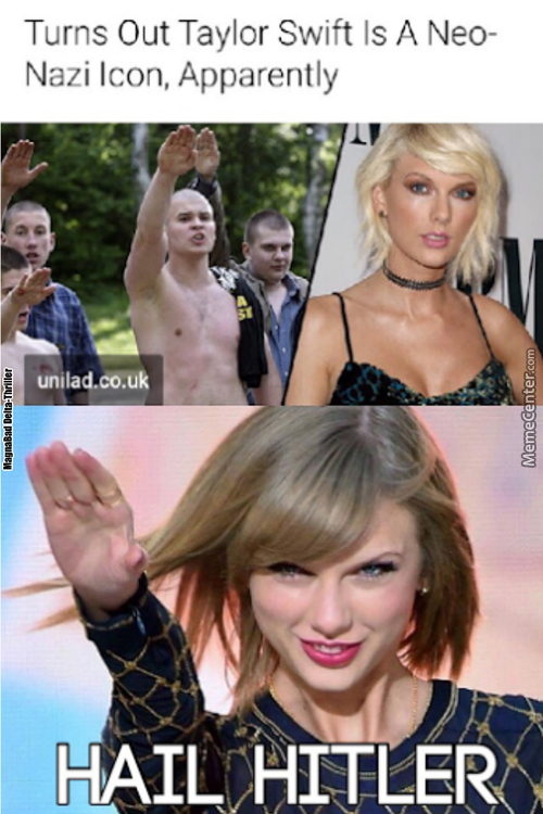 Nazi Swift (*heil)