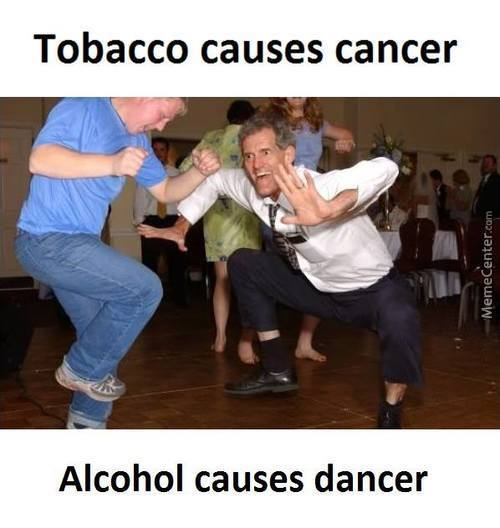 Nd.. . The Moral Is.. Dancer Is Always Better Than Cancer..