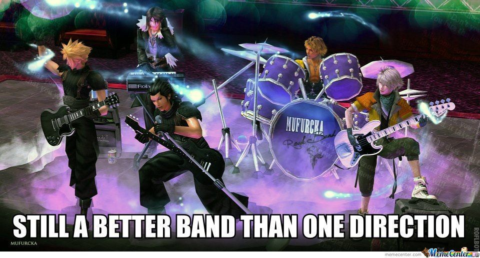 Nearly Every Band Is A Better One Than One Derection