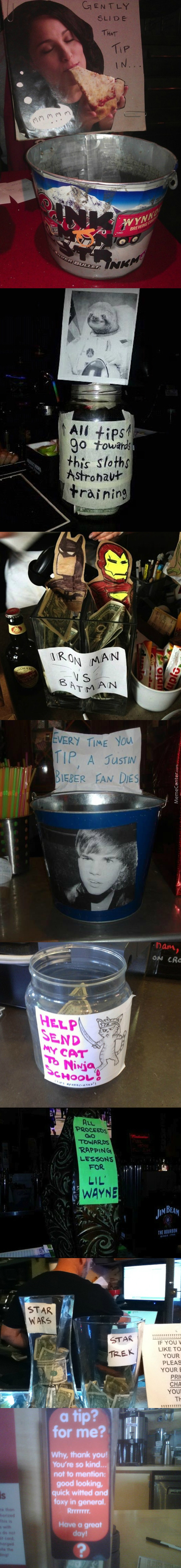 Need A Tip?