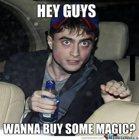 Need Some Magic