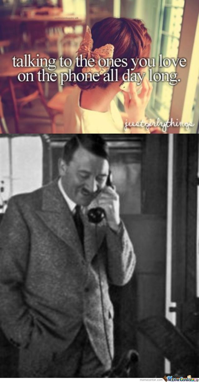 Nein, You Hang Up First
