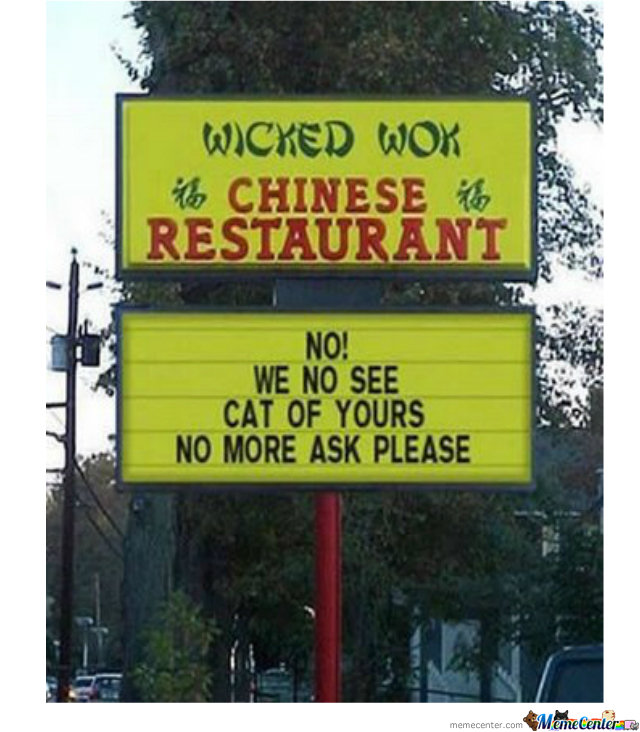 Never Gunna Eat Here Again!