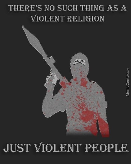 Never Judge A Religion By Its Extremists