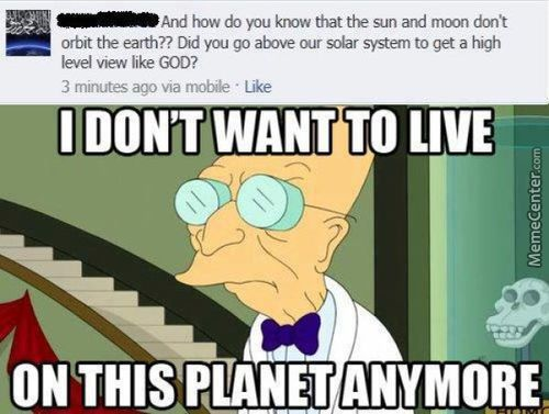 Never Underestimate Stupidity Of Facebook