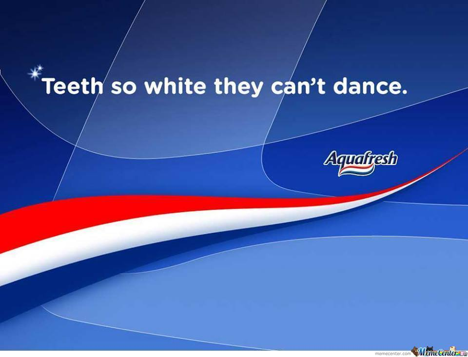 New Aquafresh Ad